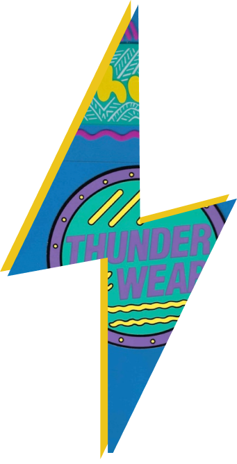 Old ThunderWear Logos & Photos